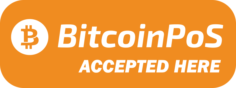 BitcoinPoS Accepted Here